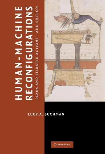 9780521858915: Human-Machine Reconfigurations: Plans and Situated Actions (Learning in Doing: Social, Cognitive and Computational Perspectives)