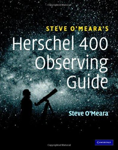 9780521858939: Herschel 400 Observing Guide Hardback