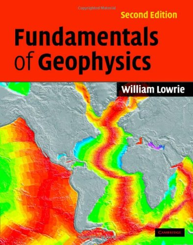 9780521859028: Fundamentals of Geophysics