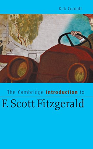 9780521859097: The Cambridge Introduction to F. Scott Fitzgerald (Cambridge Introductions to Literature)