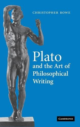 9780521859325: Plato and the Art of Philosophical Writing