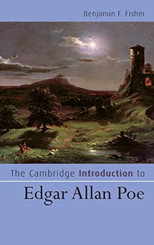 9780521859677: The Cambridge Introduction to Edgar Allan Poe (Cambridge Introductions to Literature)