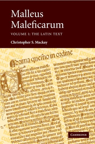 Malleus Maleficarum 2 Volume Set (Hardback)