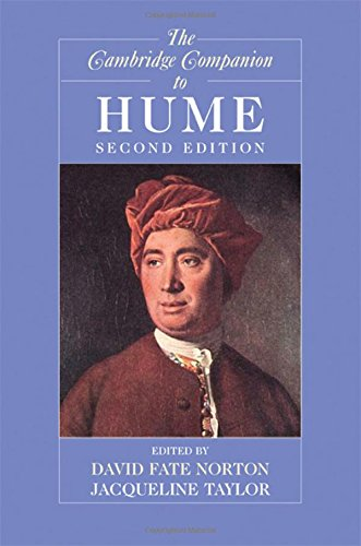 9780521859868: The Cambridge Companion to Hume (Cambridge Companions to Philosophy)