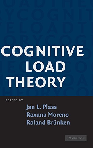 9780521860239: Cognitive Load Theory
