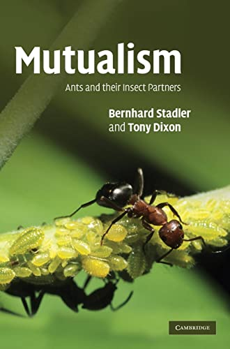 9780521860352: Mutualism: Ants and their Insect Partners