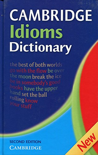 9780521860376: Cambridge Idioms Dictionary 2nd Hardback
