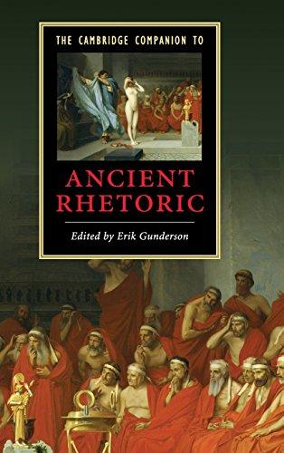 The Cambridge Companion to Ancient Rhetoric: Volume 0, Part 0.: GUNDERSON, E.,
