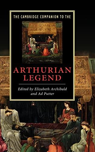 9780521860598: The Cambridge Companion to the Arthurian Legend (Cambridge Companions to Literature)