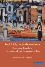 9780521860949: Social Rights Jurisprudence: Emerging Trends in International and Comparative Law