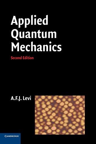 9780521860963: Applied Quantum Mechanics