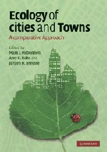 9780521861120: Ecology of Cities and Towns: A Comparative Approach