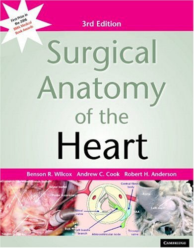 9780521861410: Surgical Anatomy of the Heart