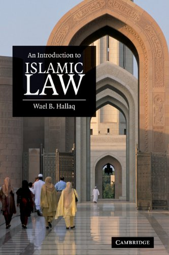 9780521861465: An Introduction to Islamic Law