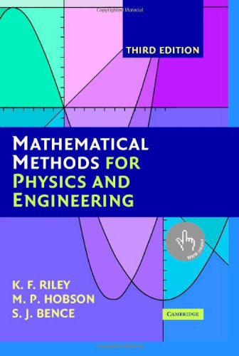 9780521861533: Mathematical Methods for Physics and Engineering: A Comprehensive Guide