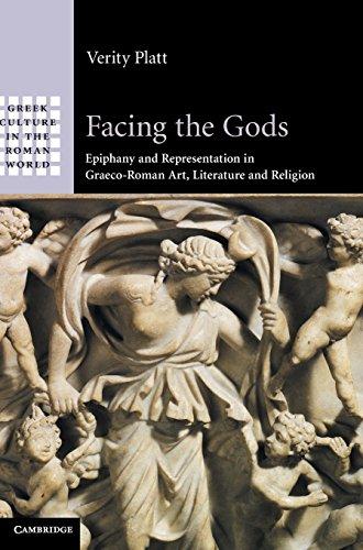9780521861717: Facing the Gods Hardback: Art, Literature, Religion (Greek Culture in the Roman World)