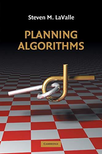 9780521862059: Planning Algorithms Hardback