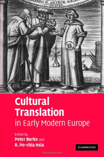 9780521862080: Cultural Translation in Early Modern Europe