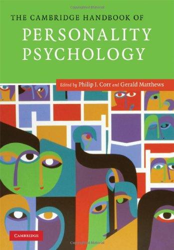 9780521862189: The Cambridge Handbook of Personality Psychology (Cambridge Handbooks in Psychology)
