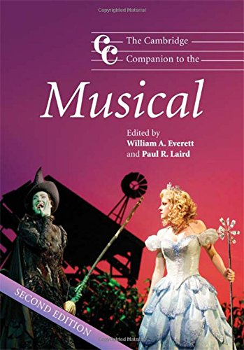 9780521862387: The Cambridge Companion to the Musical 2nd Edition Hardback (Cambridge Companions to Music)