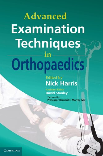 9780521862417: Advanced Examination Techniques in Orthopaedics