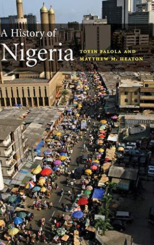 9780521862943: A History of Nigeria