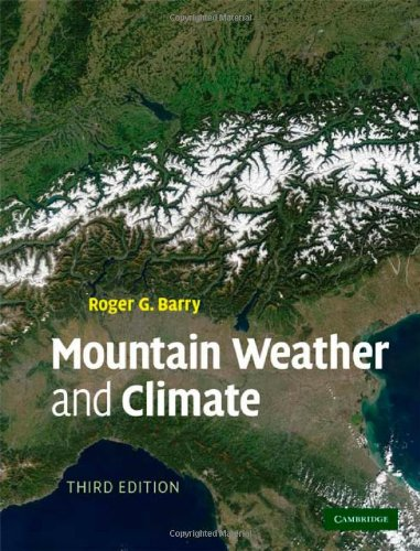 9780521862950: Mountain Weather and Climate