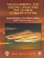 Safeguarding the Ozone Layer and the Global Climate System: Special Report of the Intergovernmental...