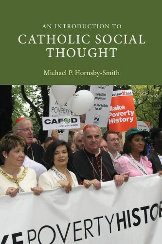 9780521863391: An Introduction to Catholic Social Thought (Introduction to Religion)