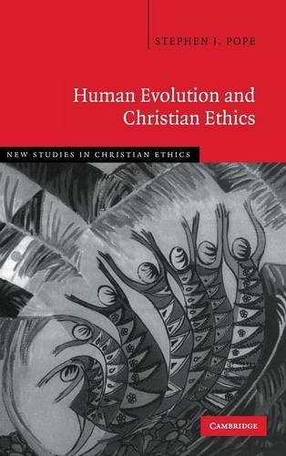9780521863407: Human Evolution and Christian Ethics