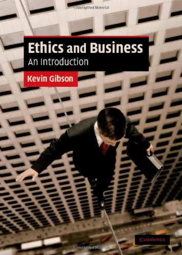 9780521863797: Ethics and Business: An Introduction (Cambridge Applied Ethics)