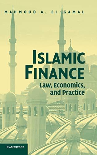 9780521864145: Islamic Finance: Law, Economics, and Practice