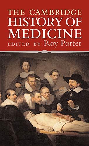9780521864268: The Cambridge History of Medicine