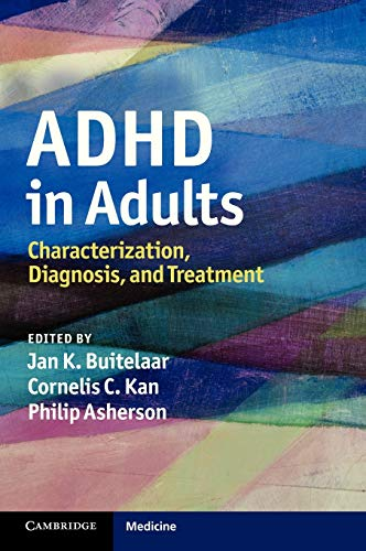 9780521864312: ADHD in Adults: Characterization, Diagnosis, and Treatment