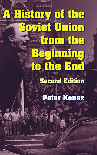 9780521864374: A History of the Soviet Union from the Beginning to the End