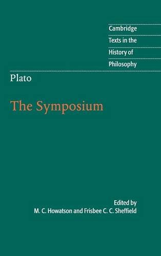 9780521864404: Plato: The Symposium (Cambridge Texts in the History of Philosophy)