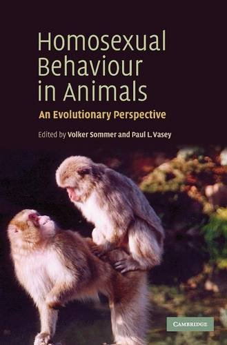 9780521864466: Homosexual Behaviour in Animals: An Evolutionary Perspective