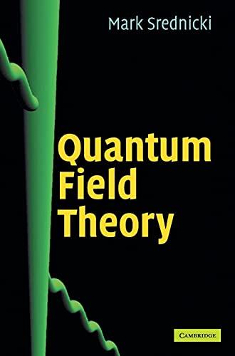 9780521864497: Quantum Field Theory