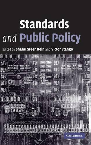 9780521864503: Standards and Public Policy