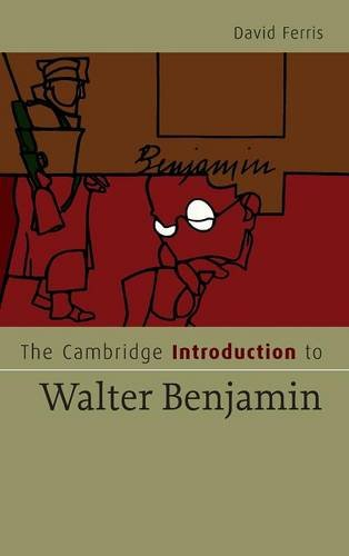 9780521864589: The Cambridge Introduction to Walter Benjamin (Cambridge Introductions to Literature)