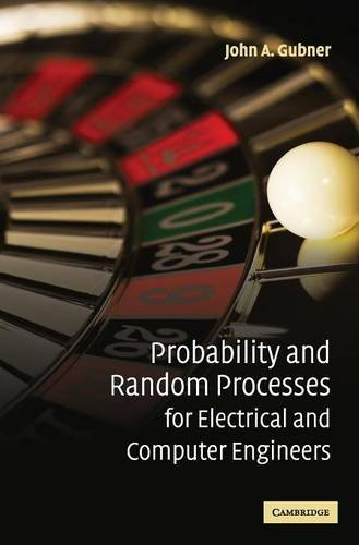 9780521864701: Probability and Random Processes for Electrical and Computer Engineers