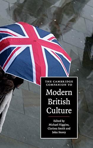 9780521864978: The Cambridge Companion to Modern British Culture