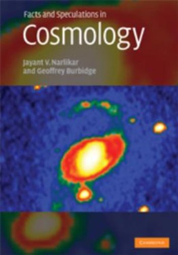 9780521865043: Facts and Speculations in Cosmology