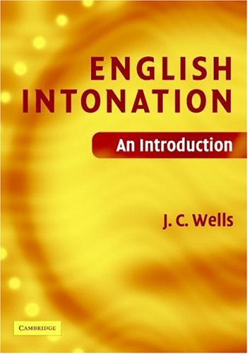 9780521865241: English Intonation HB and Audio CD: An Introduction