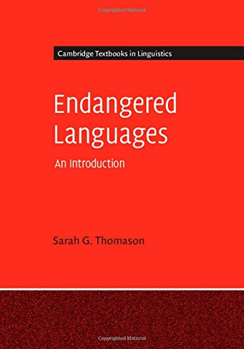 9780521865739: Endangered Languages: An Introduction (Cambridge Textbooks in Linguistics)