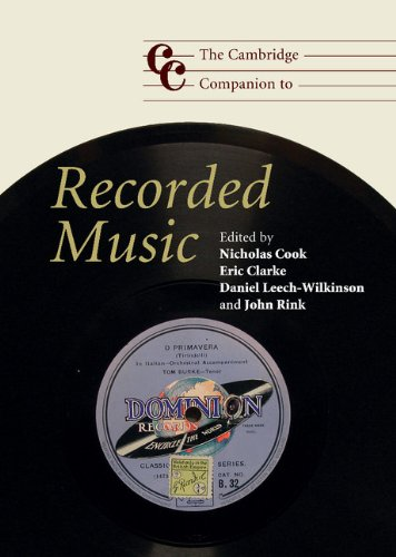 9780521865821: The Cambridge Companion to Recorded Music (Cambridge Companions to Music)