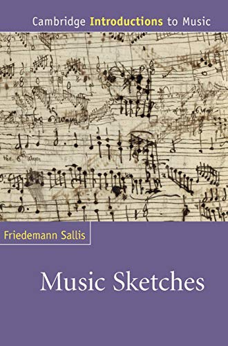9780521866484: Music Sketches