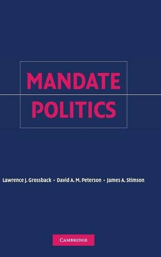 9780521866545: Mandate Politics