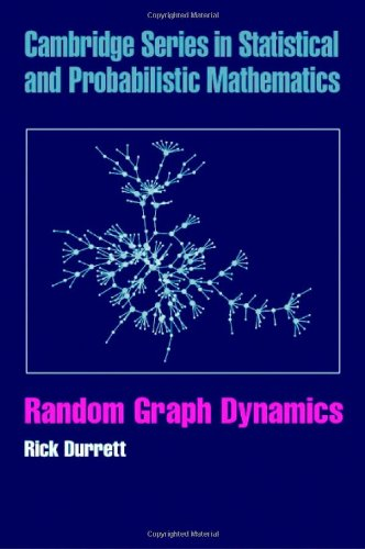 9780521866569: Random Graph Dynamics (Cambridge Series in Statistical and Probabilistic Mathematics)