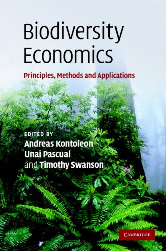 9780521866835: Biodiversity Economics Hardback: Principles, Methods and Applications
